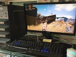 Máy tính cũ chơi game pubg