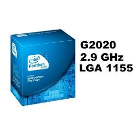 CPU G 2020