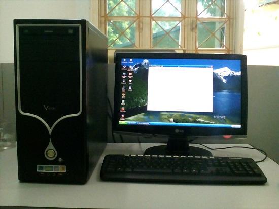 Tham khảo một vài mẫu máy tính tại Hải Long